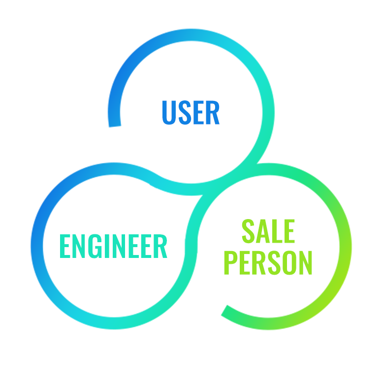 USER ENGINEER SALE PERSON